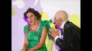 EROTICA EROICA - Tamara e D'Annunzio al Vittoriale, drammaturgia e regia Mirko Di Martino