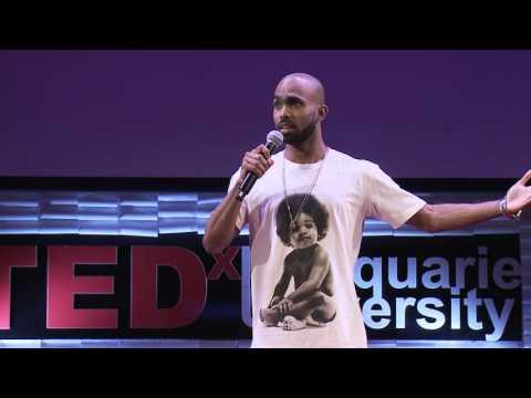 How Racism Made Me Funny | Ruven Govender | TEDxMacquarieUniversity