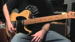 How To Play Misfits Bullet Guitar Lesson