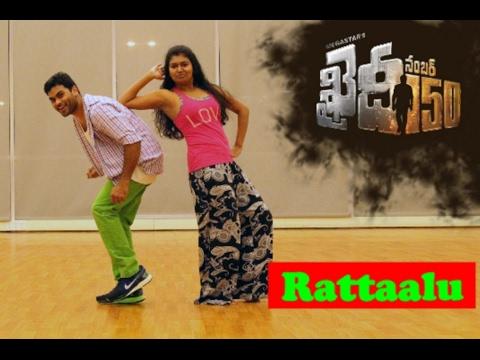 Ratthaalu Ratthaalu | Khaidi No 150 | Shiva Kona Dance Cover
