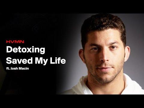 How Biohacking & Detoxing Saved My Life ft. Josh Macin (The Detox Dudes) || #86