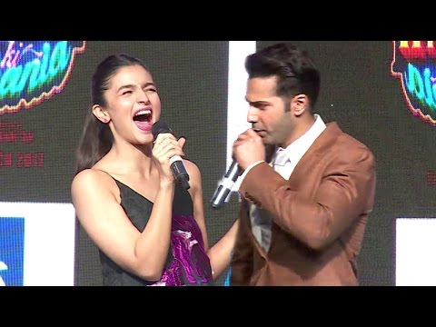 Varun Dhawan & Alia Bhatt's Mind Blowing FUNNY Promotions Of