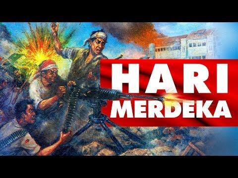 """Lagu Wajib Nasional """"Hari Merdeka"""" (17 Agustus) #BeragamDalamKemerdekaan #RI72"""