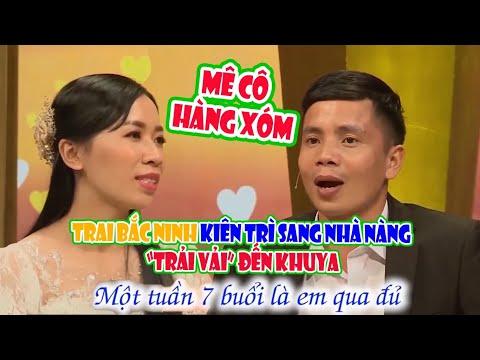 MÊ CÔ HÀNG XÓM trai Bắc Ninh kiên trì SANG NHÀ TRẢI VẢI ĐẾN KHUYA cưới về mấy hôm GÃY LUÔN GIƯỜNG