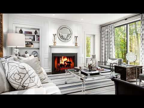 Bewitching Monochromatic Living Room Ideas: A World of White