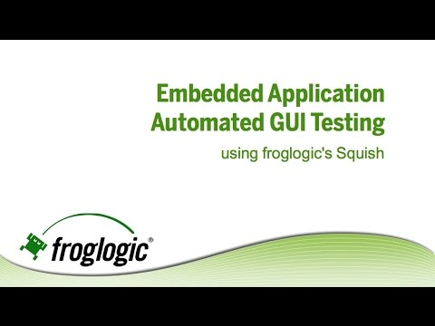 Squish for Embedded Demonstration
