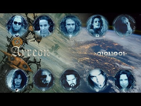 Ayreon - Connect The Dots (01011001) Lyric Video