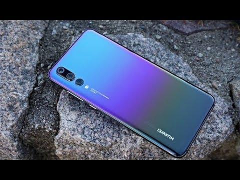 Поддельный Huawei P20 Pro