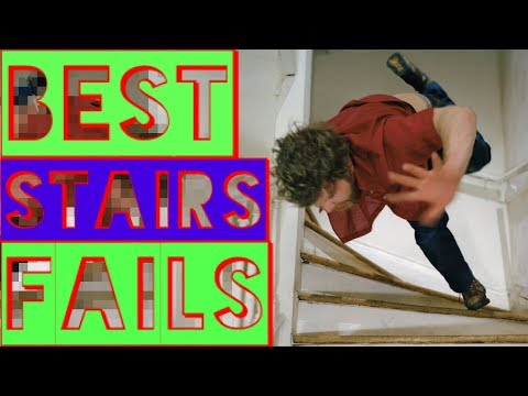 BEST STAIRS FAILS | Funny Fail Compilation