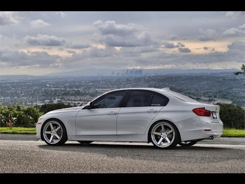 Bmw F30 3 Series Wheels Youtube