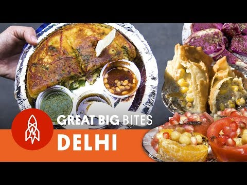 4 Of The Best Street Food Finds In Delhi