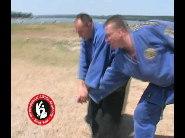 Bratislav Stajic presents: Educational aikido DVD