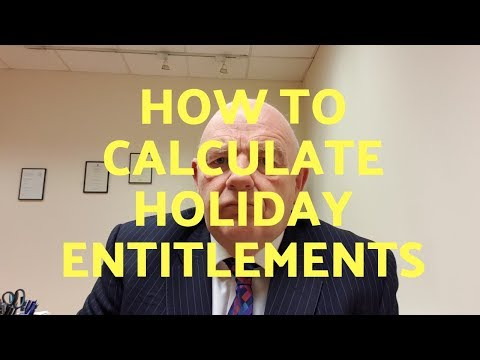 How to Calculate Holidays for Employees in Ireland