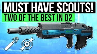 Destiny 2 | high caliber rounds & dragonfly! two of the best scout rifles in the game!