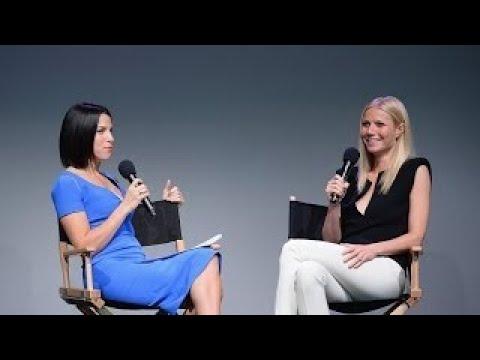 Gwyneth Paltrow: Goop Interview