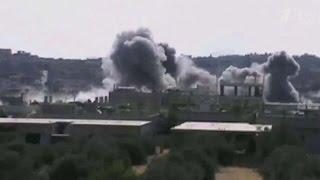 Турция бомбит курдов в Сирии