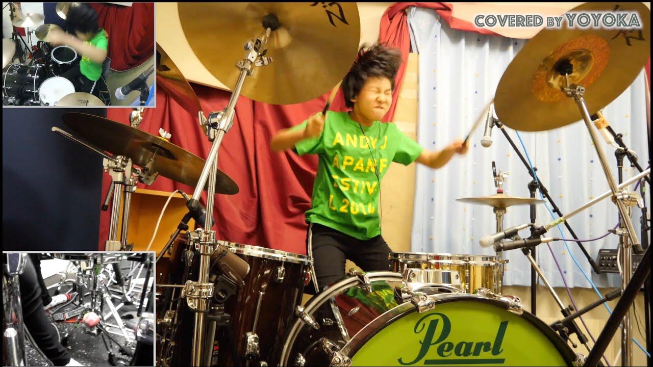 Rage Against The Machine - Testify / Drum Covered by YOYOKA