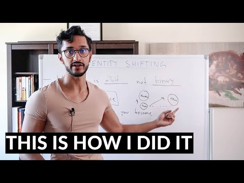 How To Reprogram Subconscious Identity: The Only Way To Fully Transform Your Reality (How I did it)