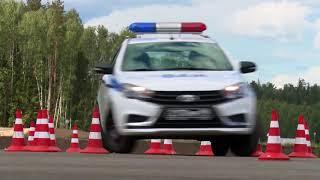 Лучшие моменты всеармейского этапа конкурса «Дорожный патруль»