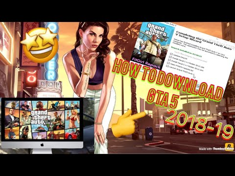 How To Download GTA  Full Version For FREE on PC!! (/) *(Full Version)