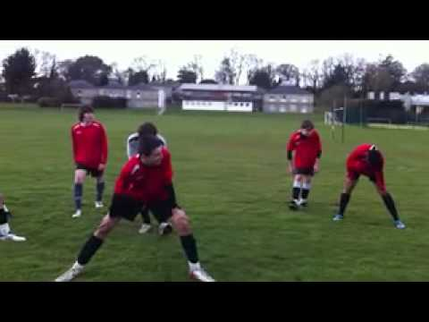 health and safety video (football)