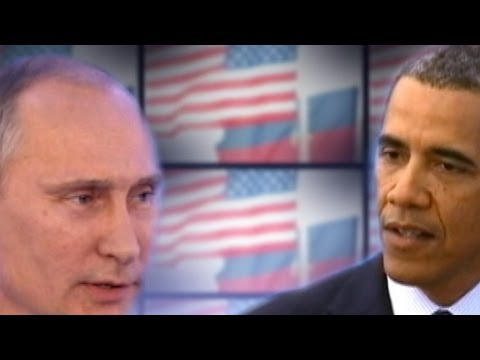 Obama and Putin in a Delicate Game of Diplomacy