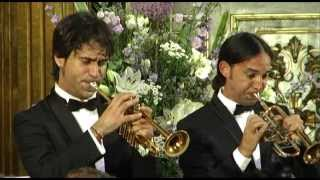 Vivaldi: Concerto for 2 Trumpets in C, Guillen/Moreno/Sohm