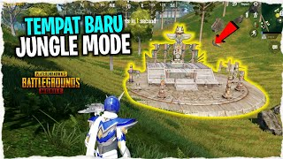 SANHOK JUNGLE MODE NIRU GAME SEBELAH..??   PUBG MOBILE INDONESIA