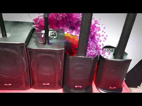 НОВИНКИ!!! Профессиональная акустика Eltronic Анонс