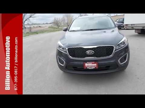 New 2017 Kia SORENTO Rapid City Car  For  Sale, SD #K5347