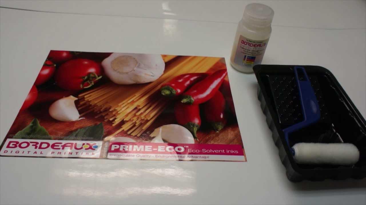 Bordeaux PRO-TECK, Liquid laminates- application guide