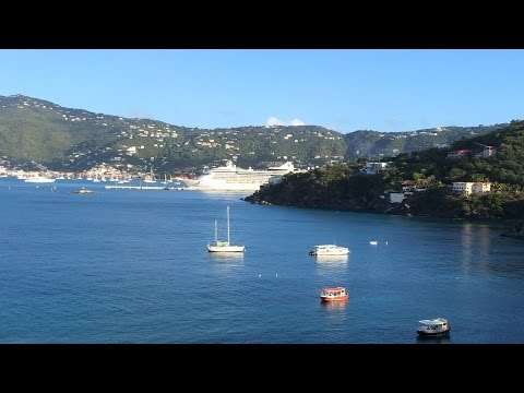 One Day in Saint Thomas, US Virgin Islands (HD Travel Documentary)