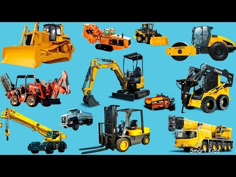 construction-trucks-for-kids-|-teach-transport-vehicles-name-and-sound