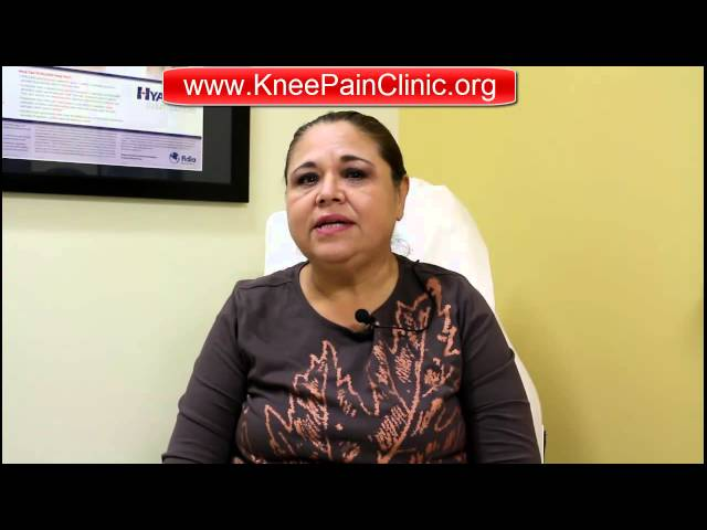 Knee Doctor | 956-668-0044 | Lucy Salinas