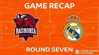 Highlights: Baskonia Vitoria Gasteiz - Real Madrid