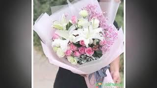 Những bó hoa đẹp nhất 20-10