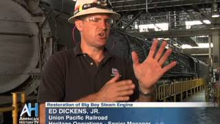 C-SPAN Cities Tour - Cheyenne: Big Boy Steam Engine Renovation