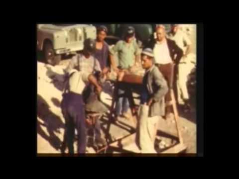 OCP la mine dans les années 60s à Youssoufia