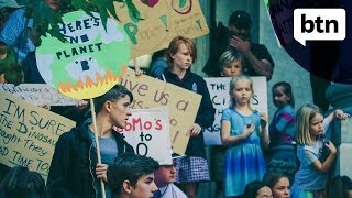 Australian students join strike for climate change inaction - Behind the News