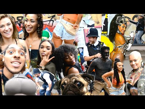 Notting hill Carnival 2015 went off - MUST WATCH !!!!