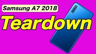 Download lagu Samsung A7 2018 Full Disassembly MP3