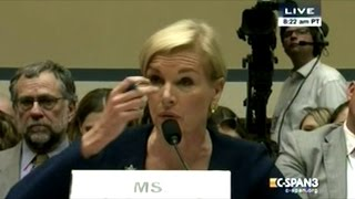 President Of Planned Parenthood Grilled About IF They Should Receive Federal Funding
