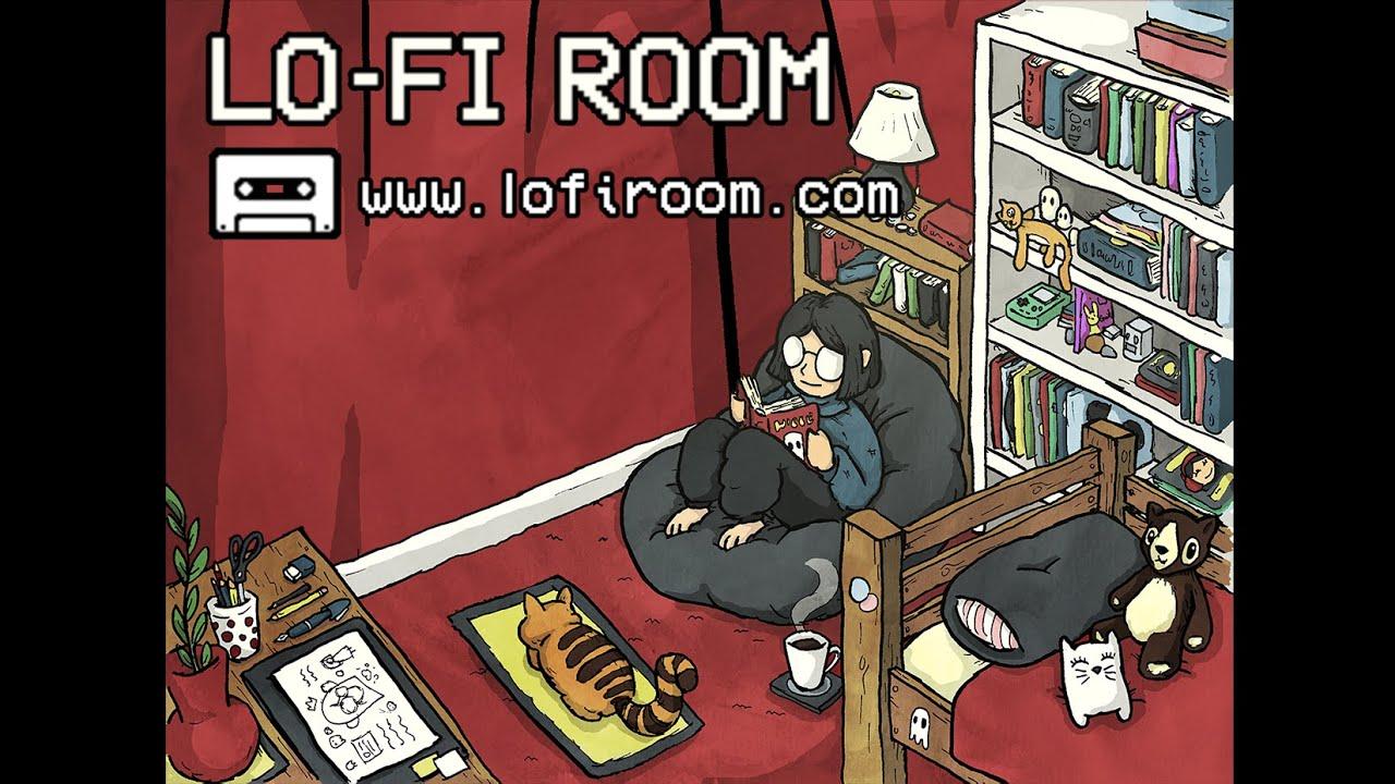 Lo Fi Room By Bearmask Studios