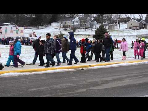 Eagle Pointe Elementary School Turkey Trot on Nov. 26