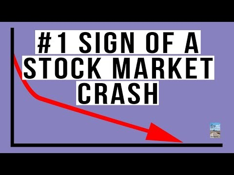 The #1 Sign That the Stock Market Will Collapse EXTREMELY FAST and We Just Got A Warning!