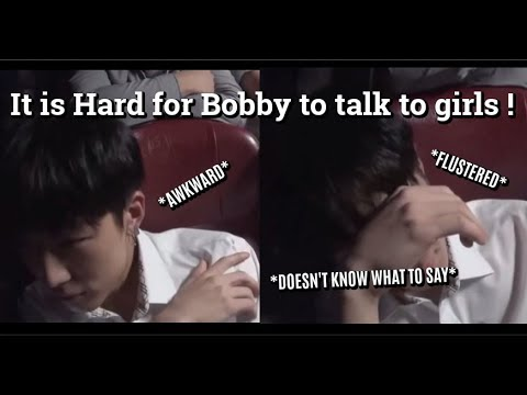 IT IS HARD FOR BOBBY TO TALK TO GIRLS ! | iKON IDOL SCHOOL TRIP FUNNY & SAVAGE MOMENTS PART 2