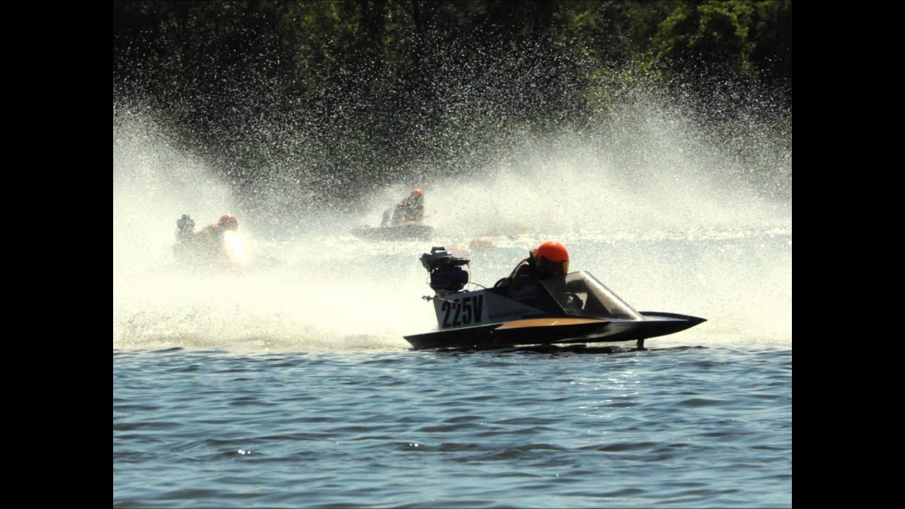 APBA Stock Outboard Racing