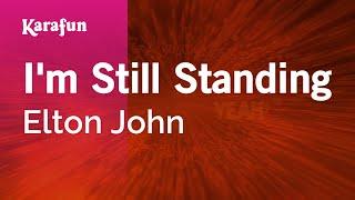 Karaoke I'm Still Standing - Elton John *