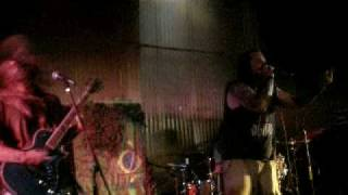 bleed the sky- Paradigm in Entropy - live in mcallen, TX