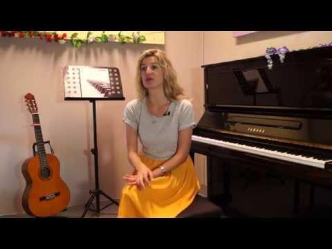Allans Billy Hyde Academy Alexandria: Meet Jenna Murphy (Piano & Guitar)